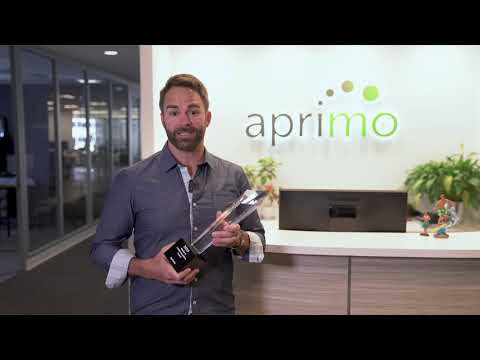 Aprimo wins a Microsoft Partner of the Year Award