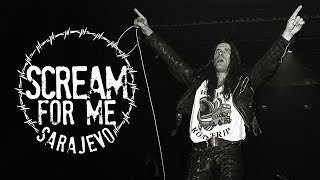 Bruce Dickinson - Scream for me Sarajevo - DVD review