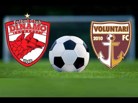 Meciul Dinamo București - Voluntari pe scurt - YouTube  |Dinamo București-voluntari