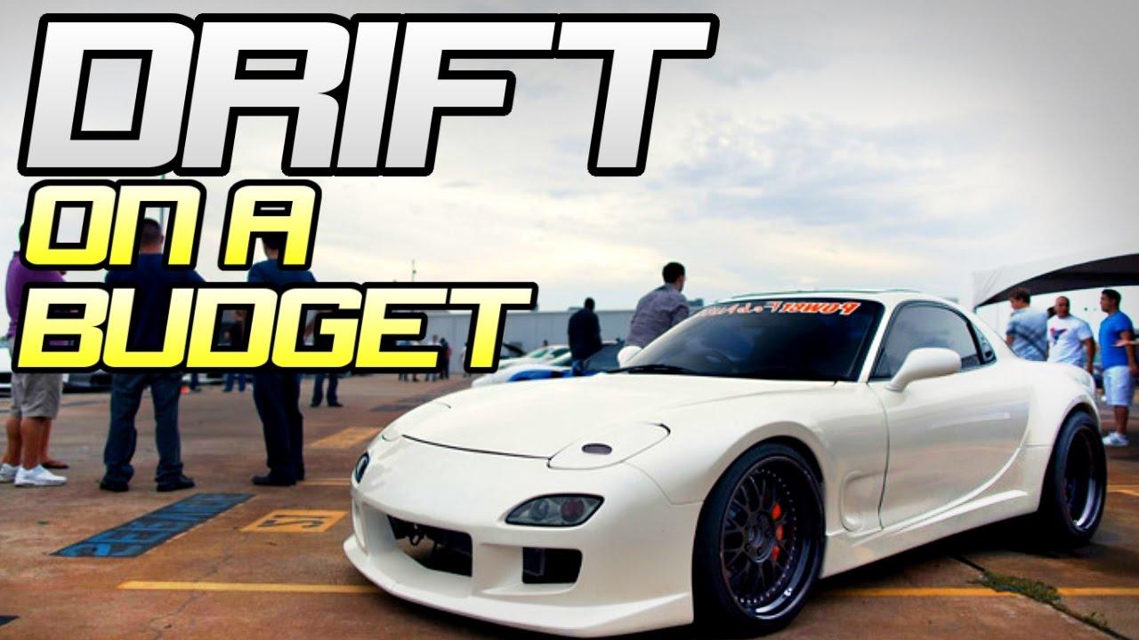 Cheap Drift Cars >> Top 7 Cheap Drift Cars - YouTube