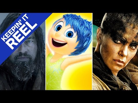 We Predict the Winners and Upsets of the 2016 Oscars - IGN Keepin' It Reel, Episode 317