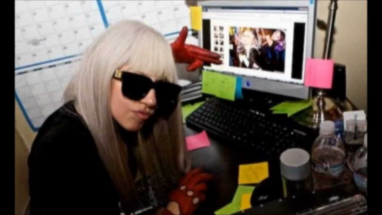 Youtube lady gaga poker face video official