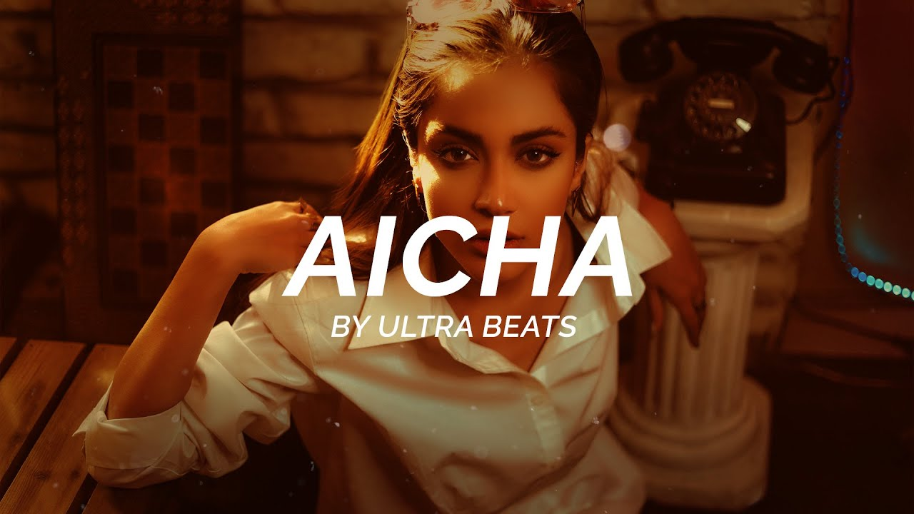 """ Aicha "" Dancehall / Instrumental / Hook / Europe Type / Rap Beat / Prod. by Ultra Beats"