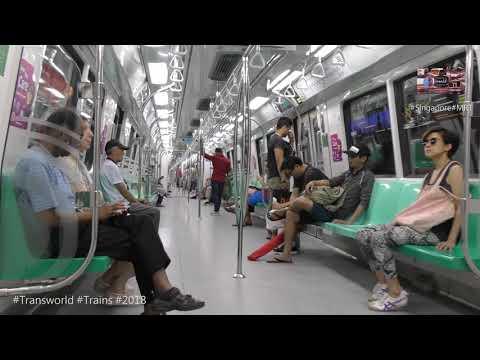 MRT SINGAPORE 2018