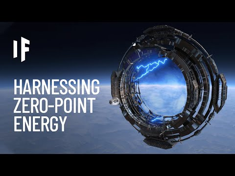 What If We Harnessed Zero-Point Energy?