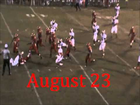 North Panola Football 2013 Hype Video Youtube