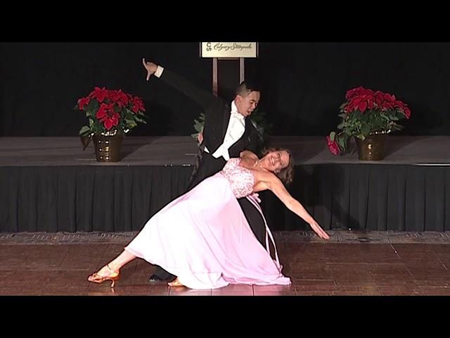 Sarah 'Waltz' Hayes—Calgary STARS Gala 2015