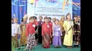 Memandang Alam lagu anak-anak
