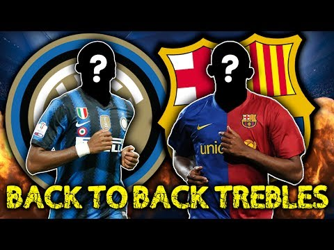 The ONLY Player To Win Back To Back Trebles Is… | #StatWarsTheChampions