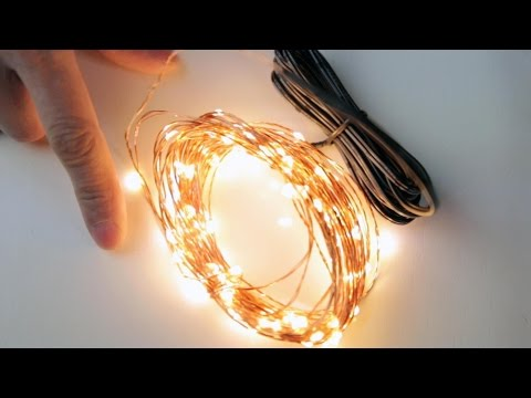 Decorate with Toplus LED Wire Light | BeatTheBush