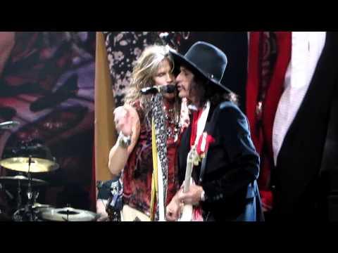 Aerosmith Oh Yeah Nashville, TN 2012