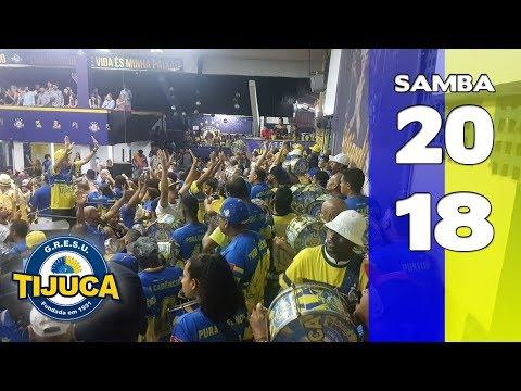 Bateria Unidos da Tijuca 2018 - Festa da Pura Cadência