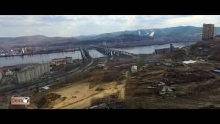Строительство дороги и снос домов по улице Волочаевская, г. Красноярск