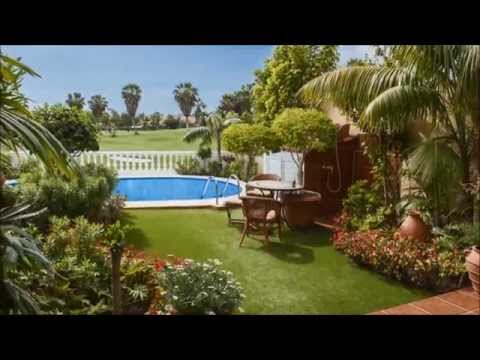 Detached villa on Tenerife's Golf course / Golf-Villa im Süden Teneriffas