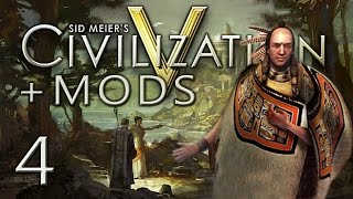 Civ 5: Chinook Tribe, Ep 4 (Increasing Infrastructure)
