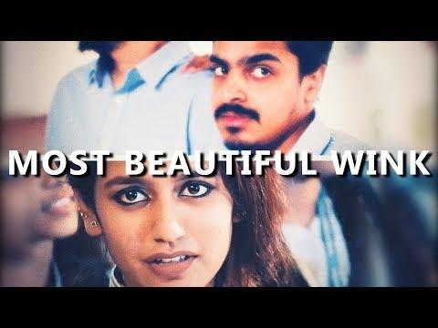 The Most Beautiful Wink | Priya Prakash Varrier | Bekaar Films