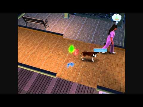 The Sims 3: Ghost Dogs