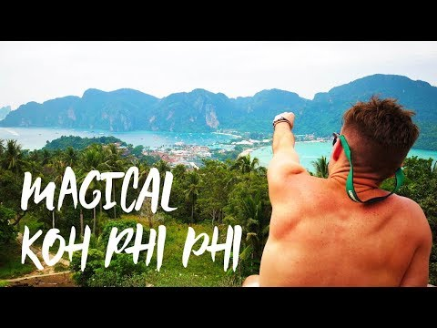 Magical Koh Phi Phi: The World's Most Beautiful Island