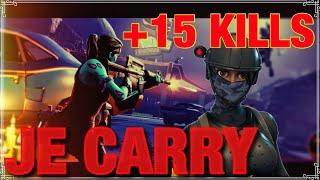 JE CARRY /TOP 1 17 KILLS ?  | Ricorico Fr