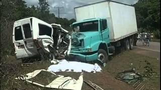 Acidente Causa Mortes Na P A 320 Em Igarapé Açú