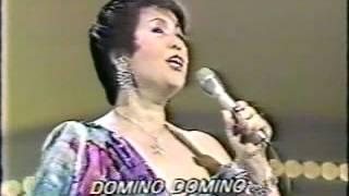 """"""" ドミノ DOMINO ペギー葉山 Pegi Hayama 1985' """""""