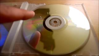 MEMOREX Opti Disc Review or How to Clean a DVD or BLU RAY Player