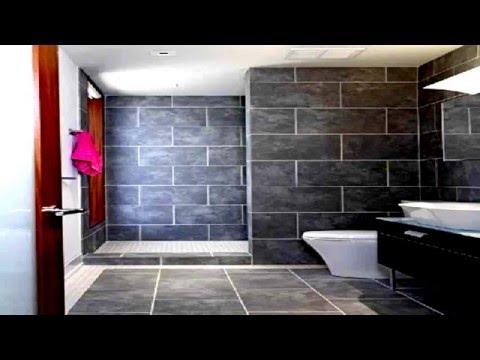 Bathroom Ideas with Tiles in Grey