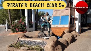 ТУРЦИЯ Текирова 2020 PIRATE S BEACH CLUB 5 обзор отеля Spa Kids Club
