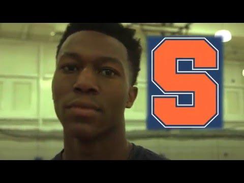 Tyus Battle - St. Joseph  Guard - Highlights/Interview - Sports Stars of Tomorrow