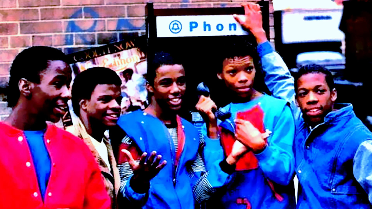 New Edition Mr Telephone Man The Long Version Youtube