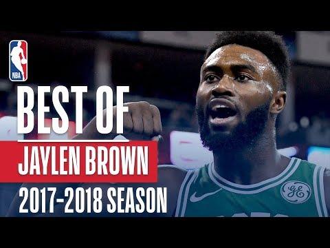 Best of Jaylen Brown | 2018 NBA Season