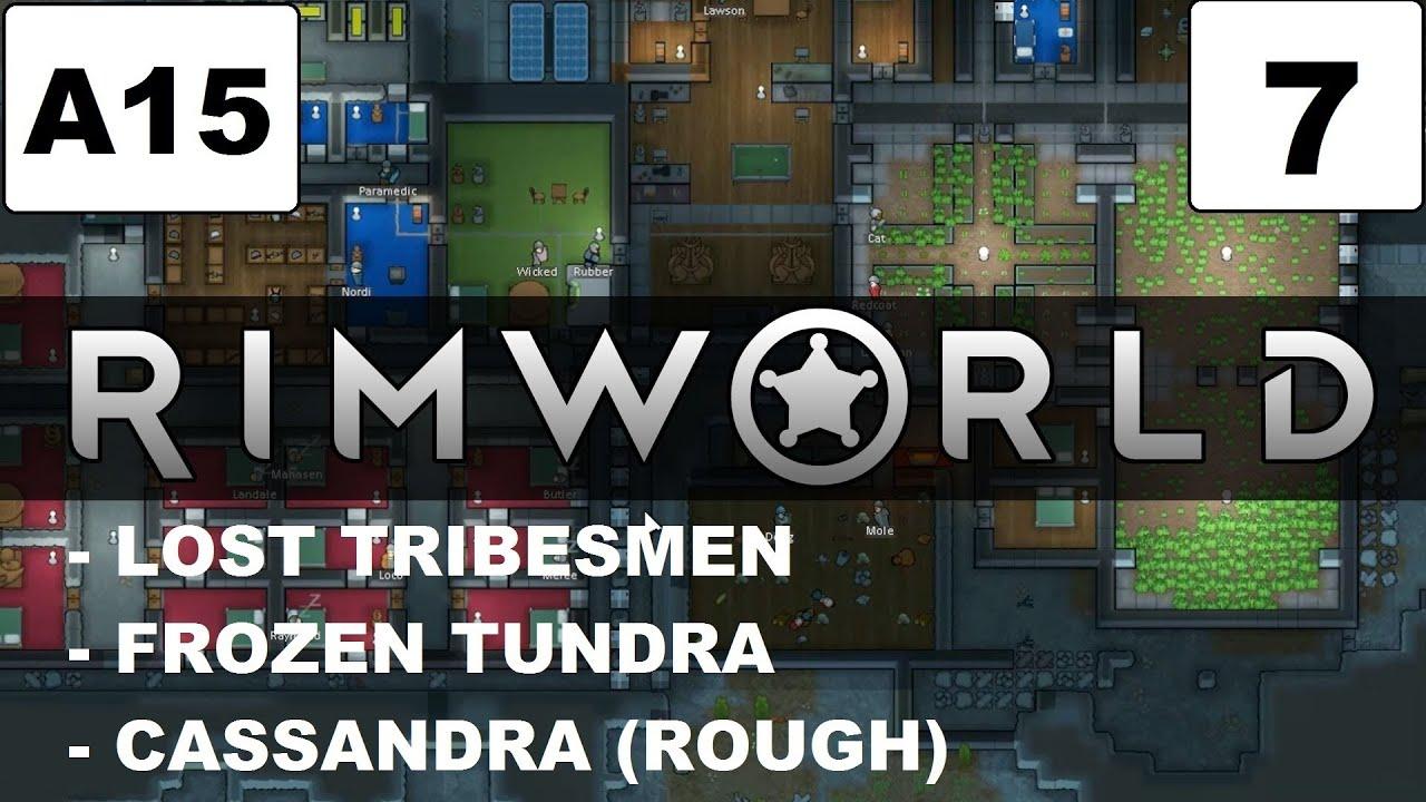 Rimworld a15 скачать