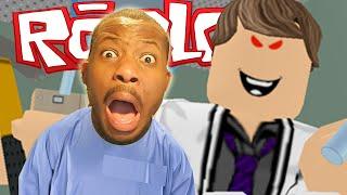 ROBLOX: ESCAPE THE EVIL HOSPITAL! - DANGER! - Part (1)