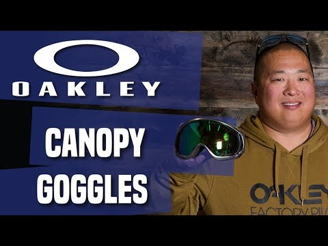 2018 Oakley Canopy Goggles - Review - TheHouse.com