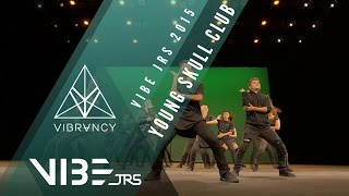 3rd place young skull club   vibe jrs 2015 vibrvncy front row 4k vibejrs2015