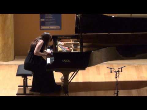 Busoni -  Sonatina (Fantasia sulla Carmen di Bizet)