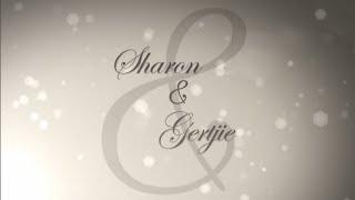 Sharon & Gertjie Slidereel