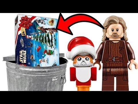 The 2019 LEGO Star Wars Advent Calendar Isn't Trash?