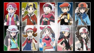 Pokemon - All Victory Road Themes