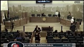 Audiência Pública - Cidadão Modelo