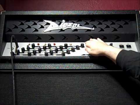Diezel VH4 Speaker Comparison Clip 2