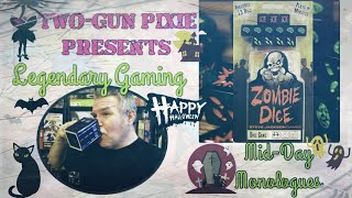 Tabletop Takeout 032 - Halloween For Kids: Zombie Dice by Steve Jackson Games