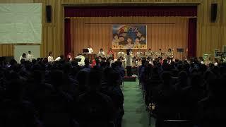平成29年10月28日(土)に喜多方三中の新体育館で行われた、喜多方市立第三中学校吹奏楽部の文化祭コンサート(旧オータムコンサート)2017の模様です。