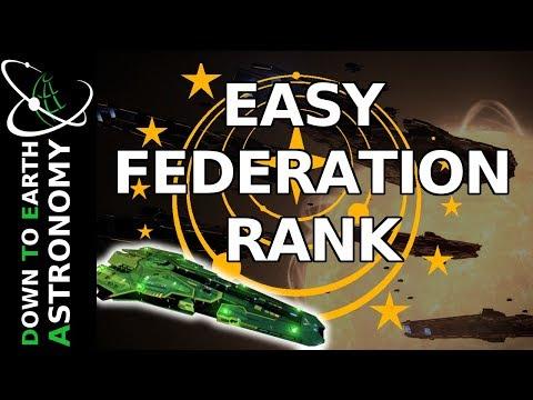 Easy Federation Rank