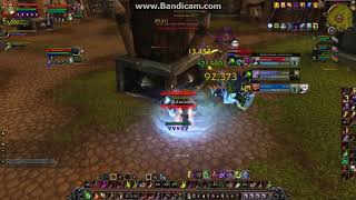 WOW 7.3 Destruction warlock POV Splay 3v3