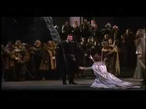 Sextet - Chi mi frena ( Lucia di Lammermoor - Gaetano Donizetti ) - 1992
