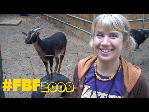 #FBF 2009 Modjeska Canyon Hiking & Goats