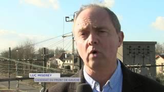 Législatives : Luc Miserey candidat Front de Gauche dans la 11ème circonscription des Yvelines