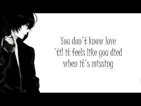 Nightcore - You Don t Know Love (+Lyric)