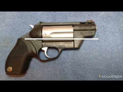 Taurus Judge Public Defender Poly SS Color Fill